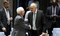 Sitzung des UN-Sicherheitsrats über die Lage in Syrien