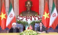 Gemeinsame Erklärung zwischen Vietnam und Iran