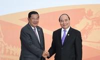 Verstärkung der Zusammenarbeit zwischen Vietnam und Kambodscha