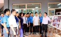 Ausstellung über vietnamesische Inselgruppen Hoang Sa und Truong Sa in Thai Nguyen