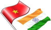 Verstärkung der Beziehungen zwischen Vietnam und Indien