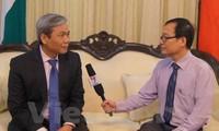 Die Beziehungen zwischen Vietnam und Indien befinden sich in der besten Entwicklungsphase