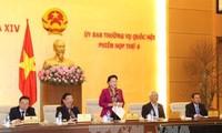 Ständiger Parlamentsausschuss diskutiert den Gesetzentwurf zur Planung