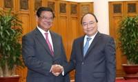Vietnam will die umfassenden Beziehungen zu Kambodscha vertiefen