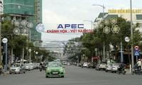 Erste Konferenz der hochrangigen Beamten des APECs in Nha Trang