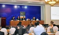 Konferenzen im Rahmen des SOM 1 des APECs in Nha Trang