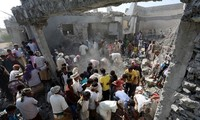 Arabische Militärkoalition rief UNO zur Überwachung des Hafens Jemens auf