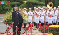 Gemeinsame Erklärung zwischen Vietnam und Sri Lanka