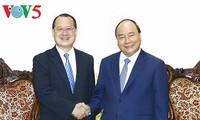 2017: Handelsvolumen zwischen Vietnam und Hongkong auf acht Milliarden US-Dollar erhöhen