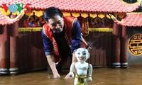 Phan Thanh Liem – der das traditionelle Wasserpuppentheater verbreitet