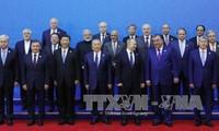 SCO legt großen Wert auf diplomatische Maßnahmen bei Lösung der Konflikte und Krise