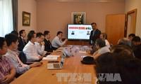 Verbesserung der Rolle der jungen vietnamesischen Intellektuellen in der Schweiz