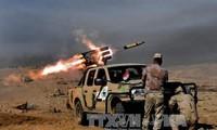 Erneute Gefechte zwischen der irakischen Armee und IS-Milizen in Mossul