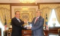 Vietnam und Malaysia verstärken Zusammenarbeit in allen Bereichen