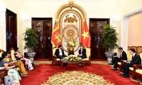 Handelsvolumen zwischen Vietnam und Sri Lanka soll auf eine Milliarde US-Dollar erhöht werden