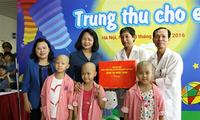 Vizestaatspräsidentin Dang Thi Ngoc Thinh empfängt UNICEF-Vertreter in Vietnam