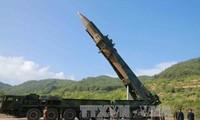 USA werden auf die diplomatischen Maßnahmen mit Nordkorea beharren