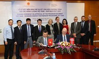 Ho Chi Minh Stadt und Dänemark verstärken Zusammenarbeit im Bau von Smartcity