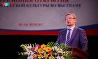 Eröffnung der russischen Kulturtage in Vietnam