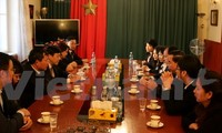 Vietnam und Tschechien verhandeln über Abkommen zur Strafrechtshilfe