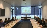 Delegation der Zentralwirtschaftskommission besucht die Niederlande