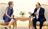 Premierminister Nguyen Xuan Phuc hofft auf Investitionen kanadischer Unternehmen in Vietnam