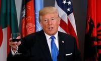 Eindrücke nach einem Jahr des Amtsantritts des US-Präsidenten Donald Trump