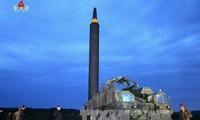 CBS News: Nordkorea könnte in dieser Woche weitere Rakete testen