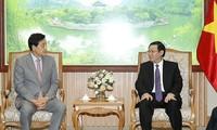 Vizepremierminister: Keb Hana soll die Investition in die Infrastruktur in Vietnam verstärken
