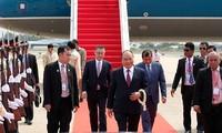 Premierminister Nguyen Xuan Phuc nimmt am Gipfeltreffen der Lancang-Mekong-Zusammenarbeit teil