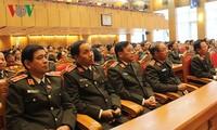 KPV-Generalsekretär: die im Volk veränkerte Landessicherheit und -verteidigung weiter verstärken