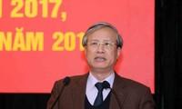 Büro des Zentralkomitees legt Aufgaben für 2018 fest