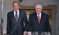 Außenminister Russlands und der USA telefonieren über die Lage Nordkoreas und Syriens