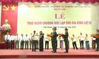 Provinz Tien Giang kümmert sich um Neujahrsfest für bedürftige und verdienstvolle Haushalte