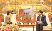 Feier zum 45. Jahrestag der Aufnahme diplomatischer Beziehung zwischen Vietnam und Italien in Hanoi
