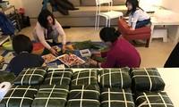 Vietnamesische Gemeinschaft im Ausland freut sich über den neuen Frühling