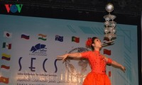 Vietnam nimmt am internationalen Kulturfest Sakia in Kairo teil
