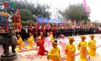 Zahlreiche Frühlingsfeste in den Provinzen eröffnet