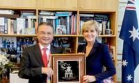 Australische Medien: Neue Ära in der 45jährigen Beziehungen zwischen Vietnam und Australien
