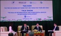Meteorologie spielt wichtige Rolle in der nachhaltigen Entwicklung