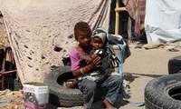 UNO sammelt zwei Milliarden US-Dollar für humanitäre Hilfe in Jemen