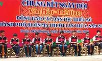 Hoffnung auf Bewahrung der Gong-Klänge im Dorf M'Duk