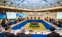 Der Handelsstreit zwischen China und den USA ist heikles Thema beim Boao-Forum