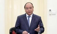Premierminister Nguyen Xuan Phuc tagt mit seiner Wirtschaftsberatungsgruppe