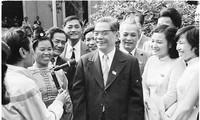 Gedenkfeier zum 20. Todestag des KPV-Generalsekretärs Nguyen Van Linh