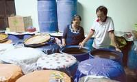 Bewahrung und Entwicklung des Dorfes für Fischsoße Nam O