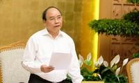 Premierminister tagt mit Leitern der sechs Provinzen über die ländliche Entwicklung
