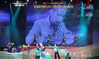 Konzert zum 128. Geburtstag des Präsidenten Ho Chi Minh