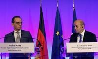Frankreich, Großbritannien und Deutschland setzen die Atomvereinbarung mit Iran fort