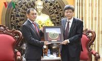 Zusammenarbeit zwischen Vietnam und Kasachstan im Pressebereich